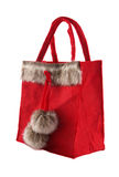 Christmas bag Royalty Free Stock Photography