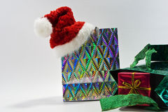 Christmas Bag Stock Images