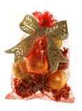 Christmas bag Stock Image
