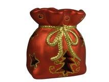 Christmas bag for gifts Stock Photos