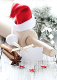 Christmas bakery Royalty Free Stock Images
