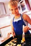 Christmas bakery Stock Photos