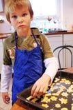 Christmas bakery royalty free stock photography