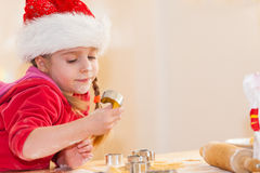 Christmas Bakery Stock Images