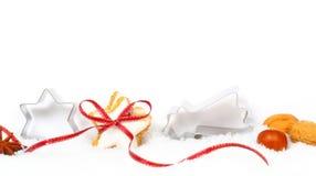 Christmas Bakery Stock Photography