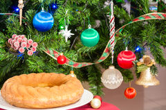 Christmas Bakes Royalty Free Stock Images