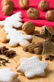 Christmas Baking Stock Images