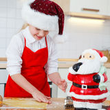 Christmas baking Stock Photos