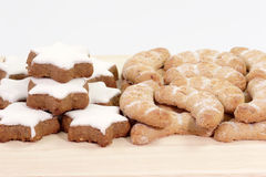 Christmas Baking Royalty Free Stock Photography