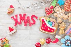 Christmas baking Royalty Free Stock Photography
