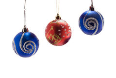 Christmas bal Stock Photography