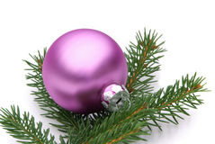 Christmas ball Royalty Free Stock Images