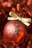 Christmas ball. Royalty Free Stock Images