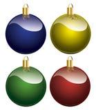 Christmas Ball. Christmas  art by macromedia freehand MX Stock Photography