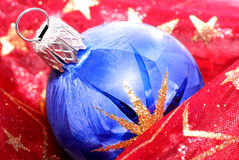 Christmas ball. Stock Photo