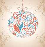 Christmas ball. Imade for your design and more royalty free illustration