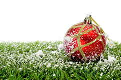 Free Christmas Ball Stock Photography - 21975812
