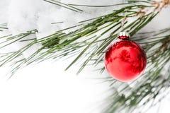 Christmas ball Royalty Free Stock Image