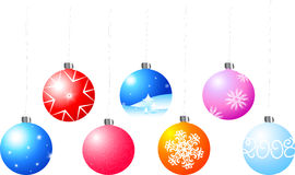 Christmas ball Royalty Free Stock Photography