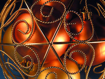 Christmas ball. Details Royalty Free Stock Photography