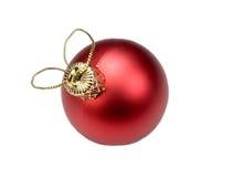 Christmas ball. Isolated christmas ball Stock Photo