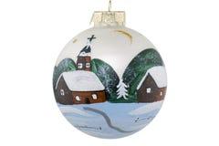 Christmas ball. At Christmas, the Christmas tree will decorated with christmas ball Royalty Free Stock Photo