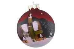 Christmas ball. At Christmas, the Christmas tree will decorated with christmas ball Royalty Free Stock Image