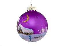 Christmas ball. At Christmas, the Christmas tree will decorated with christmas ball Stock Photos