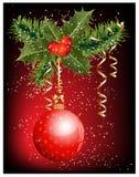 Christmas ball. Royalty Free Stock Photography