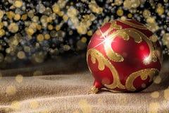 Christmas ball Stock Photography