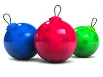 """Christmas Ball. """"Christmas Ball"""", can be used in business, personal, charitable and educational design projects: it may be used in web design, printed media Stock Image"""