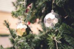 Christmas ball from Christmas tree Royalty Free Stock Photography