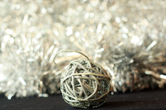 Christmas ball decoration Royalty Free Stock Photography