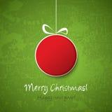 Christmas ball decoration Stock Photography