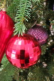 Christmas ball. Decoration shop christmas Royalty Free Stock Photography