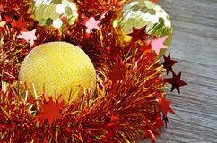 Christmas ball for Decoration Royalty Free Stock Photos