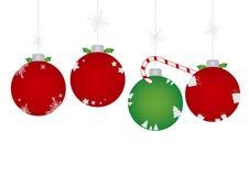Christmas ball design Stock Photo