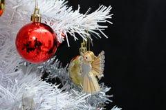Christmas ball detail Stock Photos