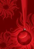 Christmas Ball (illustration) Stock Images