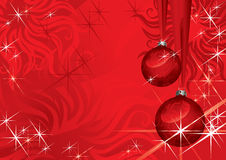 Christmas Ball (illustration) Stock Image