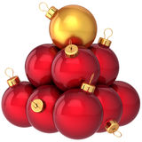 Christmas ball leadership (Hi-Res) Royalty Free Stock Photography