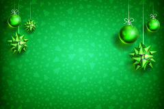 Christmas ball ornament background2-03 Stock Images
