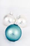christmas ball ornament Royalty Free Stock Photography