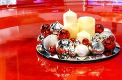 Christmas ball ornament Royalty Free Stock Photos