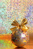 Christmas Ball Ornament - Stock Royalty Free Stock Images
