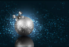 Christmas ball Stock Photos