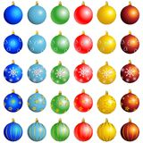 Christmas Ball Winter Vector Stock Photos
