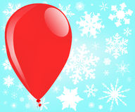 Christmas Balloon Stock Photos