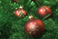 Christmas balls. Stock Image