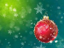 Christmas balls Royalty Free Stock Photo